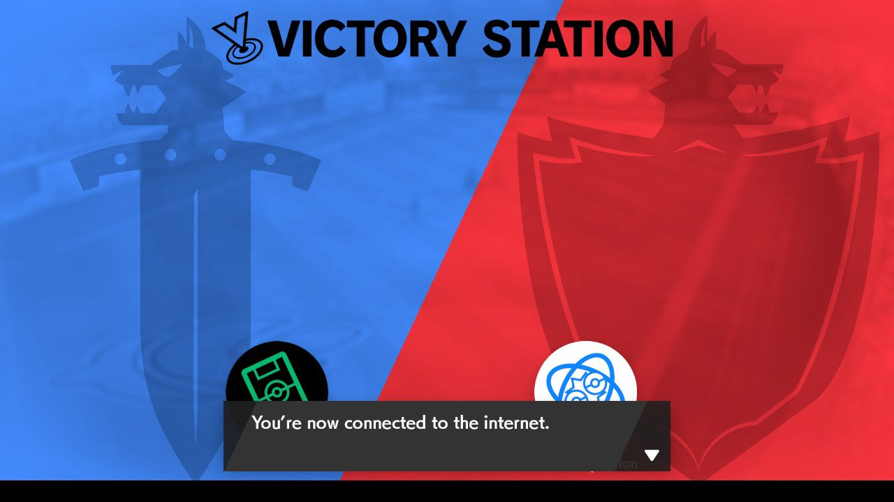 Step 2: Your system will be connected to the internet to access Battle Stadium.